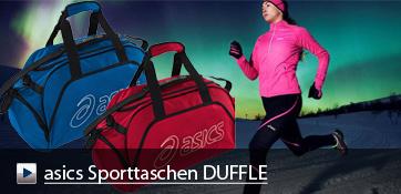 asics DUFFLE Taschen für den ambitionierten Sportler