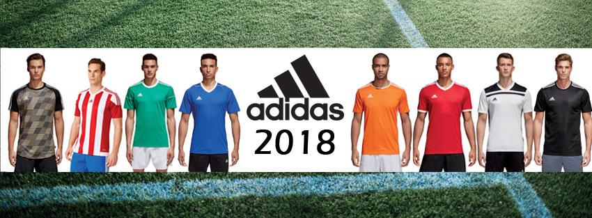 adidas Trikots 2018