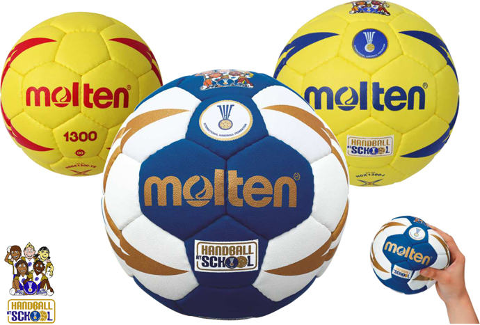 Methodik Handball von Molten