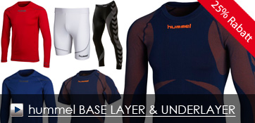 hummel BASE LAYER und UNDERLAYER Funktionsunterwäsche