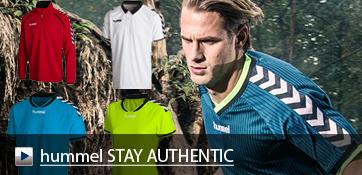 hummel STAY AUTHENTIC für - alle Sportarten die richtige Kleidung