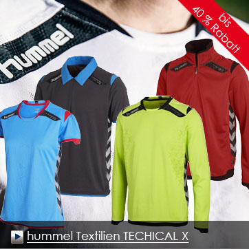 hummel TECHNICAL X