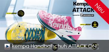 Kempa Handballschuhe ATTACK ONE 2016