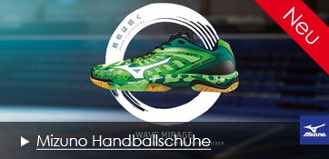 Mizuno Handballschuhe WAVE MIRAGE 2016