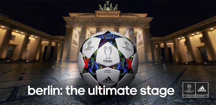 Adidas Fußball Finale Berlin
