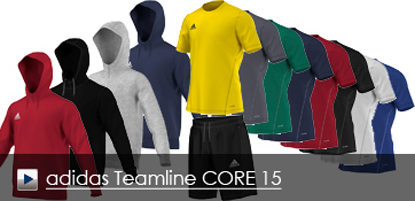 adidas Teamline Core 15