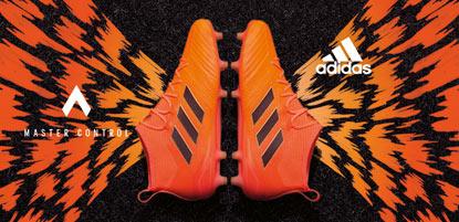 adidas Fussballschuh ACE orange
