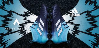 adidas Fussballschuh ACE blau