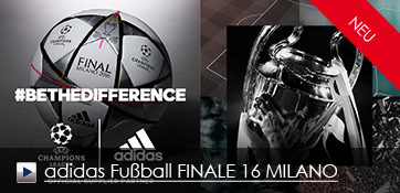 adidas Fussball Finale 2016