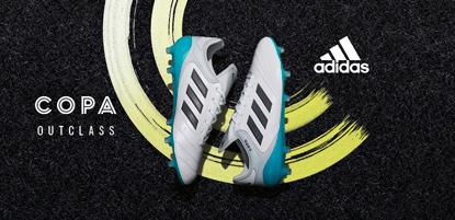 adidas Fußballschuh Copa in weiß