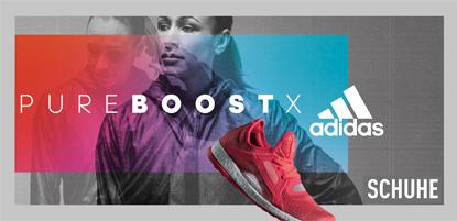 Laufschuhe von adidas