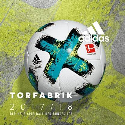 adidas Fussball TORFABRIK 2017