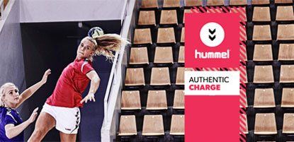 hummel Teamline Authentic Charge