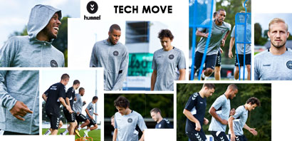 hummel Teamline Tech Move