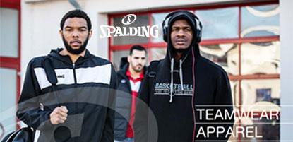 Basketball Teamline von spalding