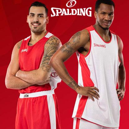 spalding Basketballtrikots
