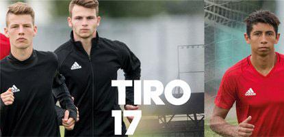 adidas Teamline TIRO 17 günstig