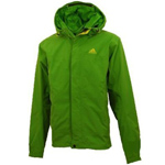 adidas Regenjacke HIKING CLIMAPROOF (lime peel)