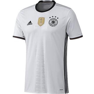adidas Fantrikot DFB EM 2016 - Heim + EM-Planer white/black