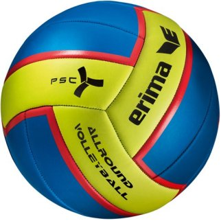 erima Volleyball ALLROUND - blau/lime|5