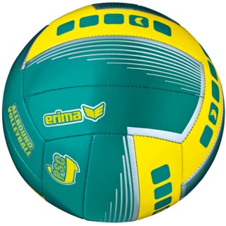 erima Volleyball ALLROUND - mintgrün/gelb|5