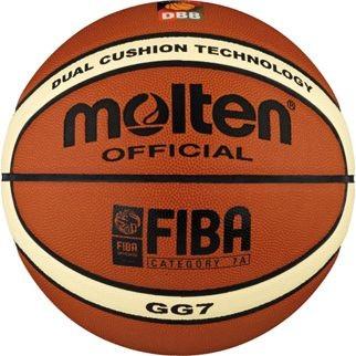 мяч баскетбольный Molten BGF7 7.
